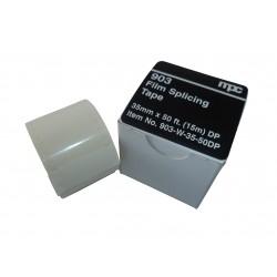 Adhésif de réparation 35mm Double perforation Transparent