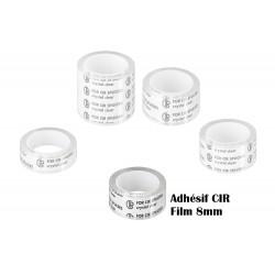Adhésif CIR pour film 8mm