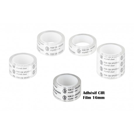 CIR adhesive film for 16mm