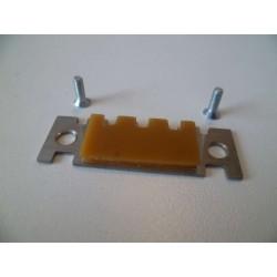 Adhesive brake button - CIR 16mm splicer