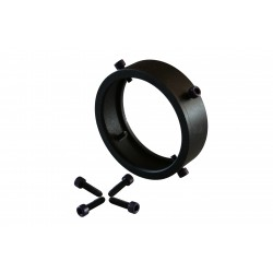 Frontal clamp for 72mm filter